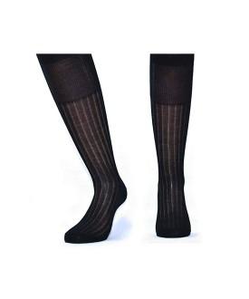 6 paia di calze uomo lunghe...
