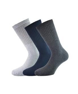 6 paia di calze di spugna