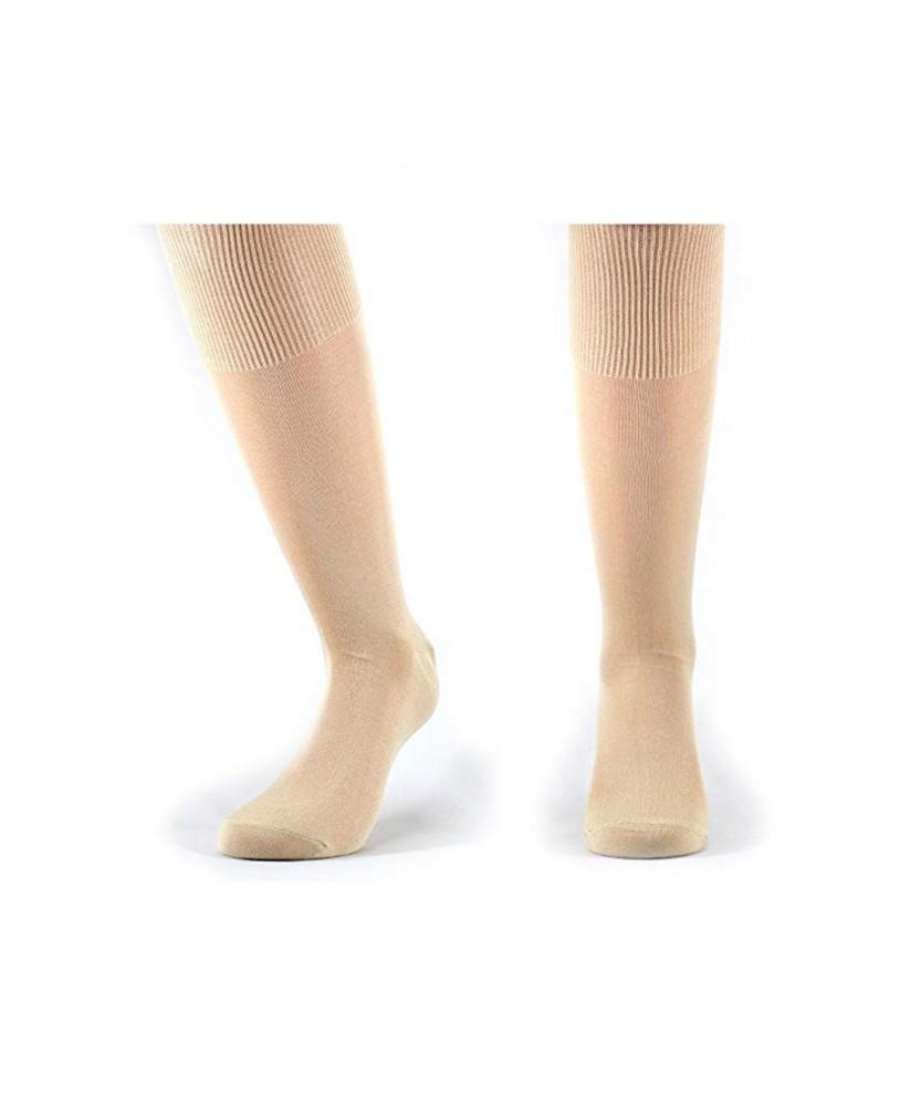 12-paia-di-calze-UOMO-lunghe-in-100-Cotone-Filo-di-Scozia-12-600FDS miniature 2